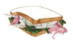 Unicorn : Sandwich