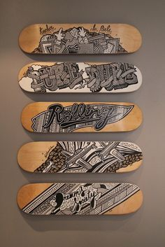 Said Seeing #skateboards