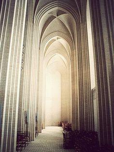 FFFFOUND! | Grundtvigs Church on the Behance Network #church #architecture
