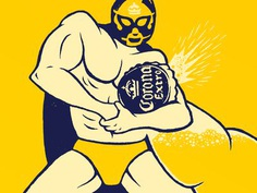 Luchador WIP II