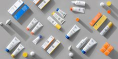 Daylong by TODA #packaging #sunscreen #design #typography
