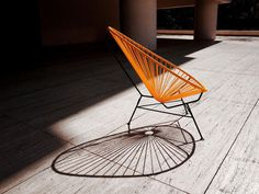 Acapulco chair by OK Design. #armchair
