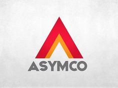 Dribbble - Asymco by Bjango ✎ Marc Edwards #logo