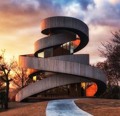 Ribbon Chapel, Onomochi, Japan, Hiroshi Nakamura, Architect