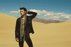 Navis Photography #navis #tim #photography #fashion #man #desert