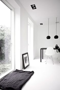 monochar #interior #house