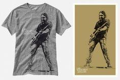 HFDP - Lars Winnerbäck #gold #rock #tee #poster