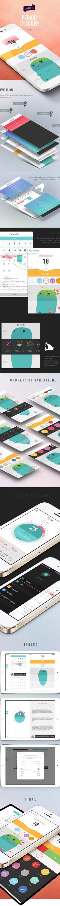 Mobile UI Design Inspiration #10 #mobile #ui #ux