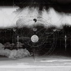 Orbital Mechanics Complexity Graphics – Fubiz™ #math