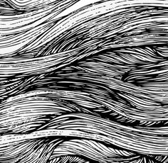 hellopanos blog #illustration #lines #waves
