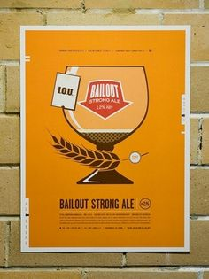 Barnhart is Making Denver Look Good - The Denver Egotist #denver #beer #orange #poster