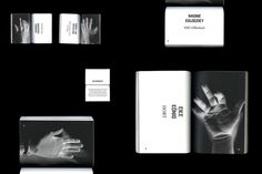 Book of Hands #print #design #graphic #book