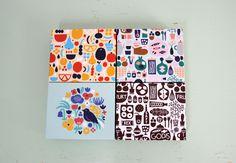 Isetan & Fika Scandinavian Shop #boxes