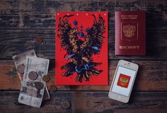 Interpreting the Russia coat of arms #history #of #design #illustrations #culture #arms #coat #russia