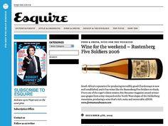 FFFFOUND! | siteInspire | Esquire | inspiring web design and CSS gallery #esquire #web #uk