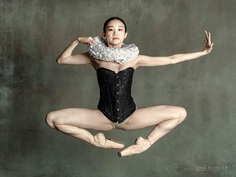 Fine Art Ballet Photography by Vikki Sloviter