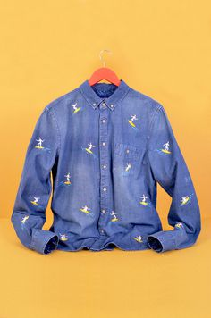 Surf shirt #fashion #apparel #surf #shirt