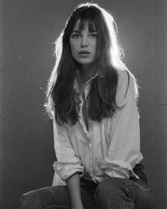 Jane Birkin #birkin #photo #retro #jane #portrait