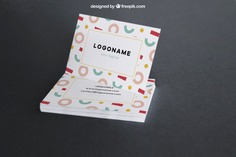 Business card mockup with colorful shape Free Psd. See more inspiration related to Business card, Mockup, Business, Abstract, Card, Template, Office, Visiting card, Presentation, Colorful, Shape, Stationery, Corporate, Mock up, Company, Modern, Corporate identity, Branding, Visit card, Identity, Brand, Identity card, Presentation template, Up, Brand identity, Visit, Showcase, Showroom, Composition, Mock and Visiting on Freepik.