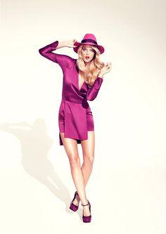 Fashion photography(Kate Bock by Steven Chee for Cosmopolitan Australia April 2012, viafashion fuzz) #fashion #photography