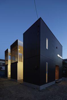 House in Kawasaki Daishi