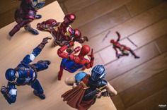 toy community - Action Figures Come To Life
