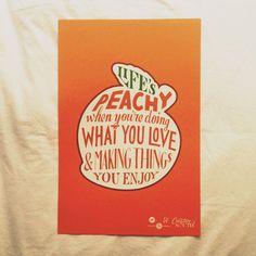 lifes-peachy-print