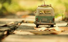 Toy Car Photography Wallpaper