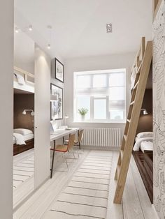 Interior IRAR by INT2 Architecture #bedroom #interiors #design