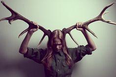 Matías Troncoso #deer #troncoso #matas #photography #horns