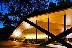 Cabin 2 by Melbourne-Based Studio Maddison Architects - architecture, house, house design, dream home, #architecture