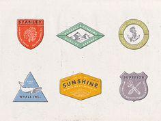 #logo #badge #vintage #retro #insignia #old #logos