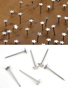 flower nails by Masaharu Ono