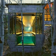 WANKEN - The Blog of Shelby White #pool #architecture