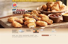 Burger King #website