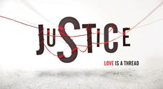 Justice Conference 2012 #nate #string #salciccioli #typography