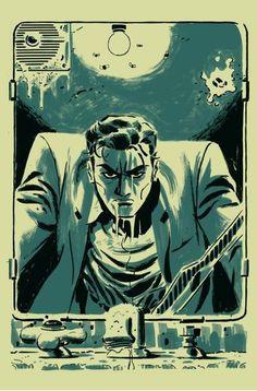hunter_mirror #man
