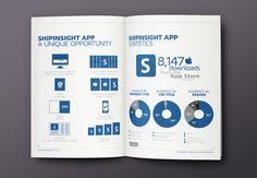 ShipInsight Media // Brochure on Behance