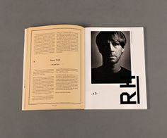 Beethoven Magazine on Behance #print #publication #typeface #music #paper #revista #hawtin #grids #design #book #cover #catalogue #poster #geometrical #techno #newspaper #richie #vector #index #monospace #graphic #minimalism #art #layout #editorial #magazine