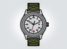 Watch (mkn design - Michael Nÿkamp)