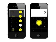 tumblr_m1kc0yFTe41qm3r26o1_1280.jpg (525×395) #swiss #apps #yellow #design #black #iphone #minimalist #dutch