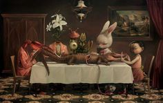 Januari di Utara: Dreamy and Surreal Digital Paintings by Roby Dwi Antono