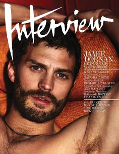 Jamie Dornan Photo:- Mert+Marcus | Karl Templer | Interview magazine