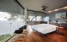 bedroom, Costa Rica / Cañas Arquitectos