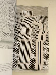 """Bruno Munari's """"Xerographies"""" ca. 1977. #munari #bruno #pattern"""