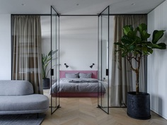 Puce Apartment by Iya Turabelidze