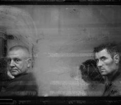Black and White Street Photography by Thomas Leuthard