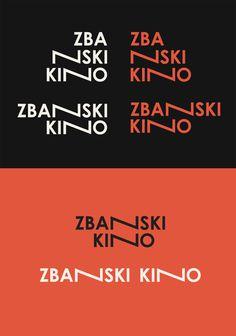 zbanski kino 2 #typography