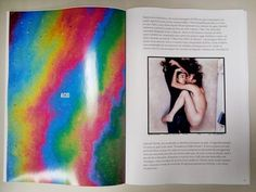 Unrape Magazine - pages #article #layout #magazine