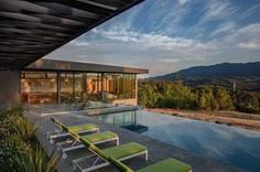 Lichen House in Sonoma Valley, California, Schwartz and Architecture 7